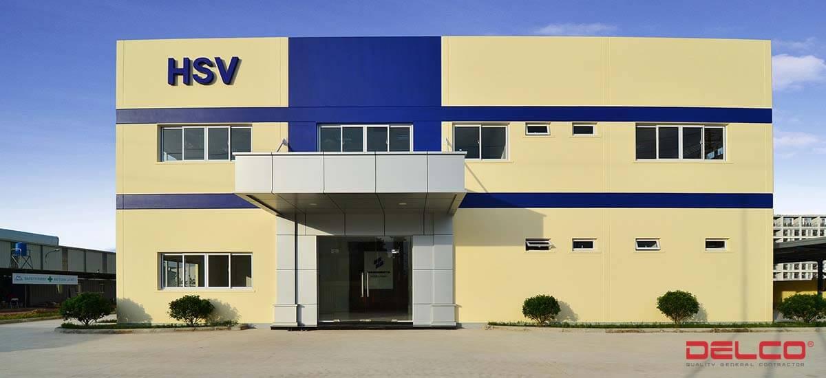 nhà máy Hashimoto Seimitu Việt Nam