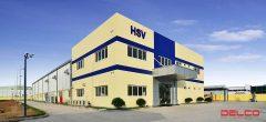 Xây dựng nhà máy Hashimoto Seimitu Việt Nam