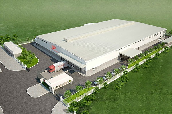 Delco trở thành tổng cơ điện M&E (MEP) cho nhà máy Phạm Nguyên