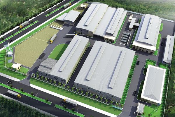 Nhà máy Vietnam Rare Earth