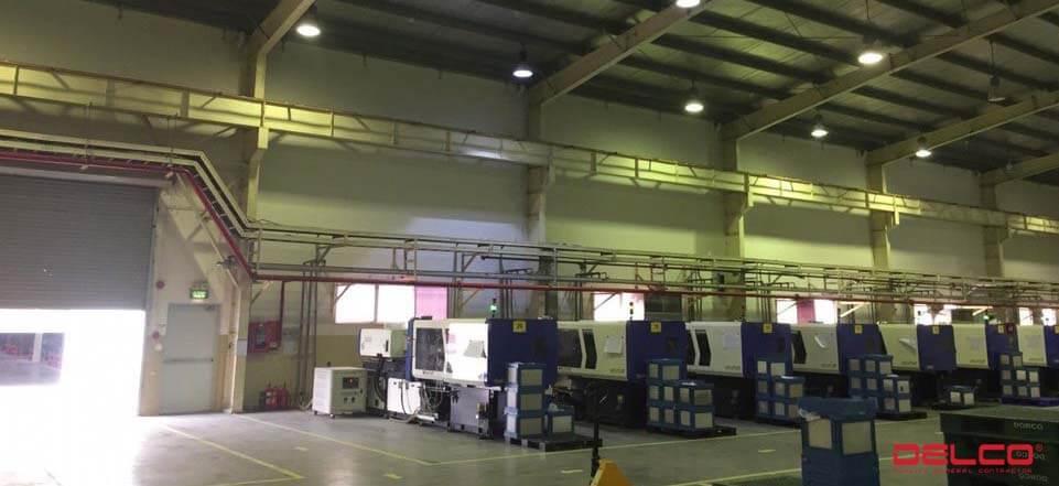 Cải tạo nhà máy Dorco Vina
