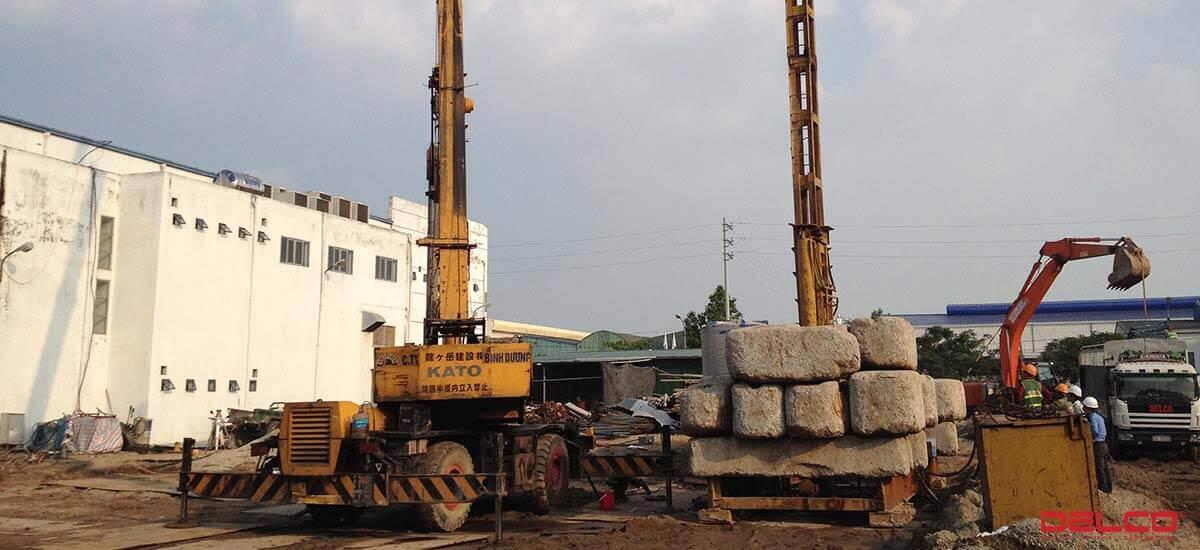 Tổng thầu xây dựng nhà máy CWT