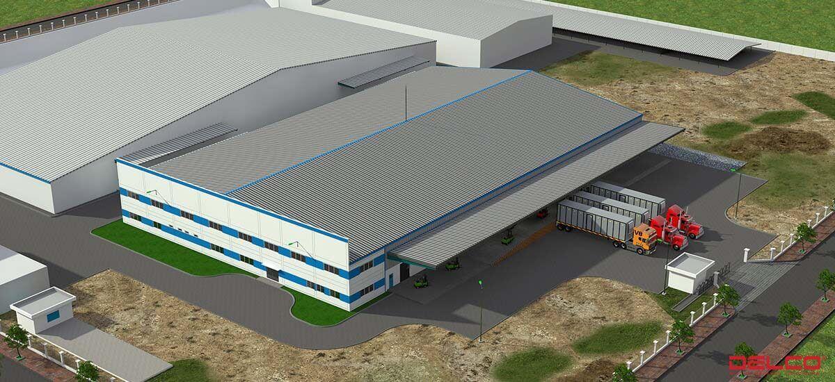 Tổng thầu xây dựng Nhà máy MEIKO TOWADA Việt Nam