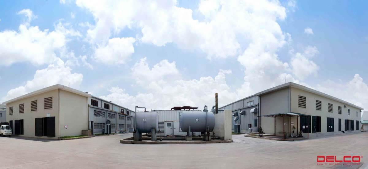 xây dựng nhà máy Rare Earth Việt Nam