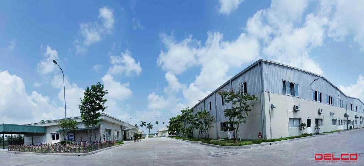 Tổng thầu xây dựng nhà máy Rare Earth Việt Nam
