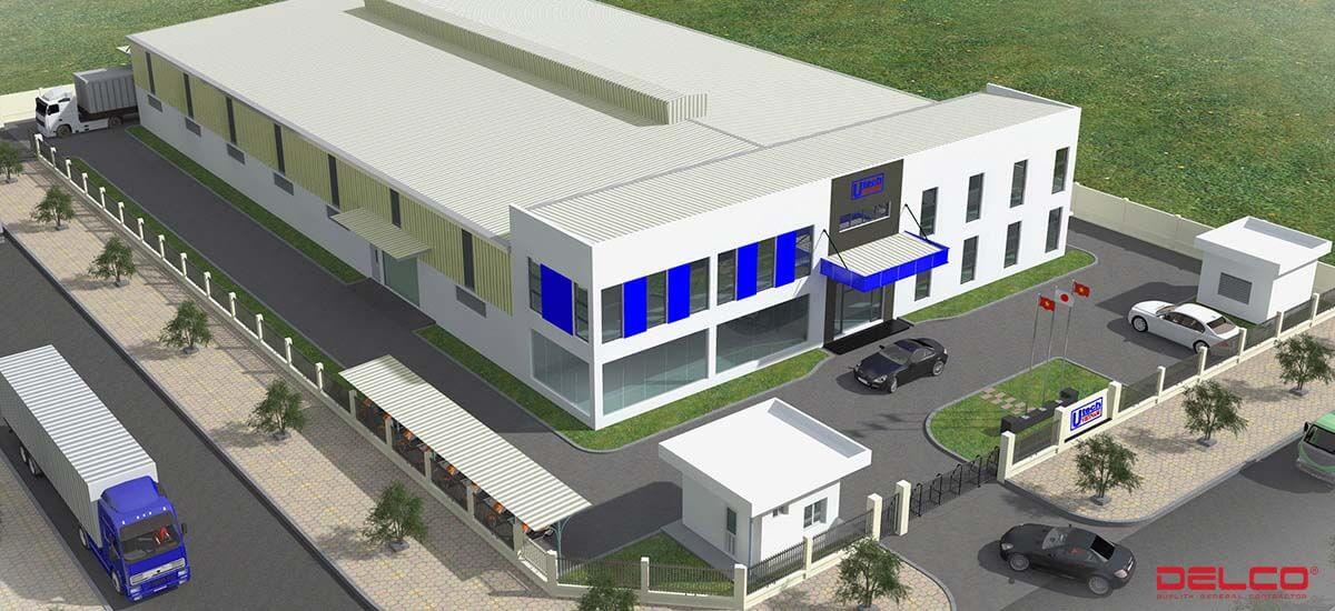 Xây dựng nhà máy công nghiệp phụ trợ UTECH
