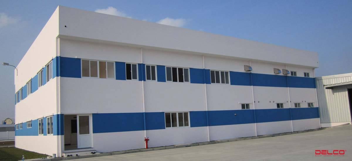 Tổng thầu xây dựng nhà máy AKEBONO
