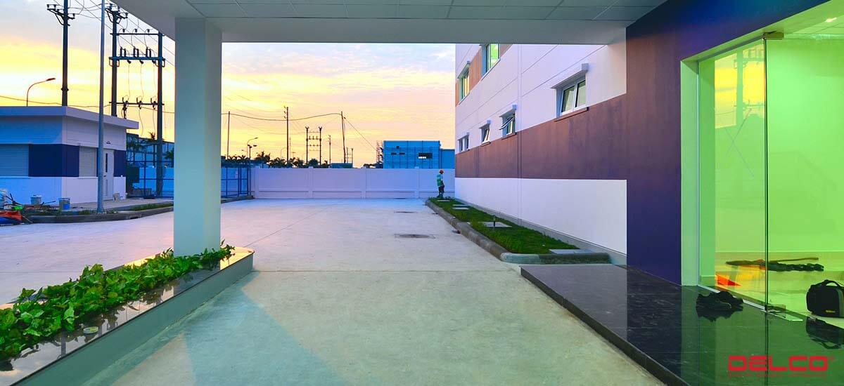 Tổng thầu xây dựng nhà máy Iwaseya Việt Nam