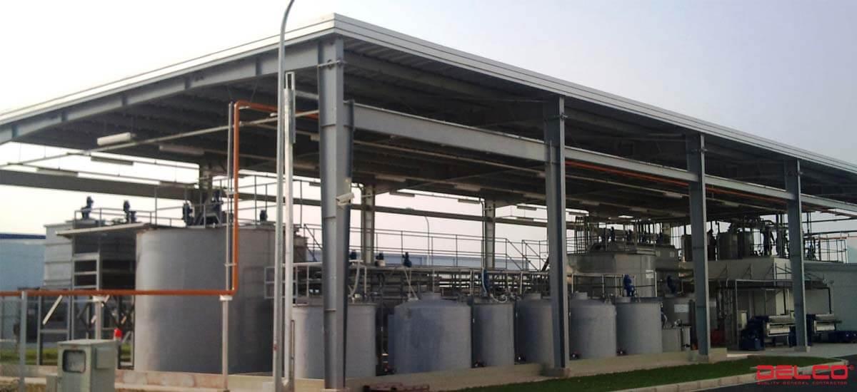 Xây dựng nhà máy Kehin Việt Nam