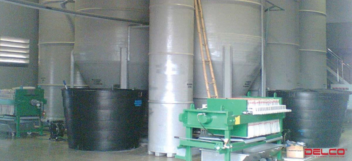 Xây dựng nhà máy spindex hà nội