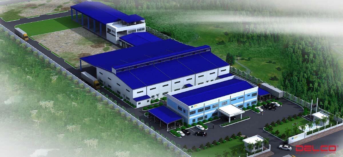 Xây dựng nhà máy Surteckatiya Việt Nam