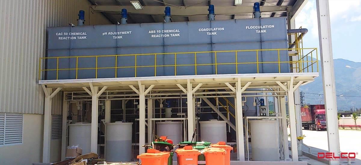 Nhà máy đóng lon nước giải khát Crown Holdings
