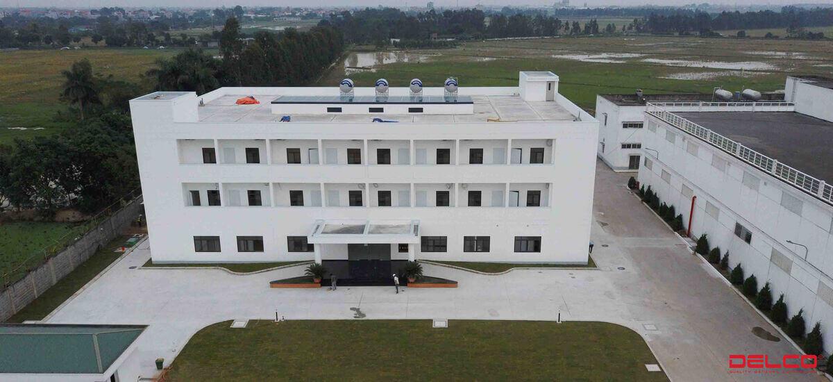 Tổng thầu xây dựng nhà máy annex