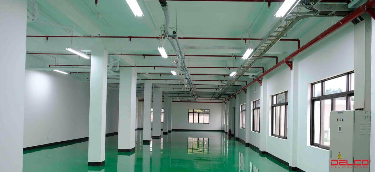 xây dựng nhà máy annex