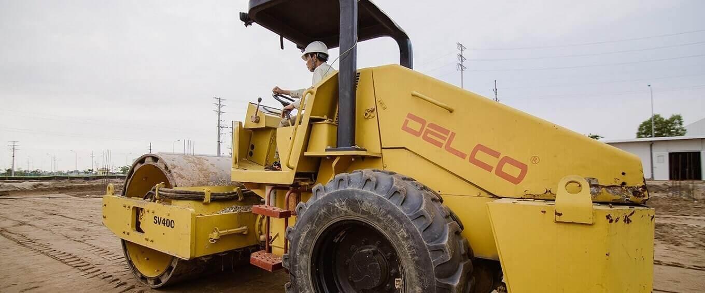 Slide Tổng thầu xây dựng công nghiệp Delco