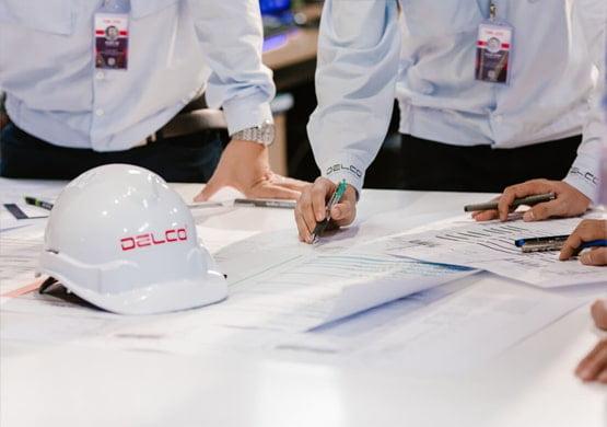 Tổng thầu xây dựng công nghiệp, nhà xưởng