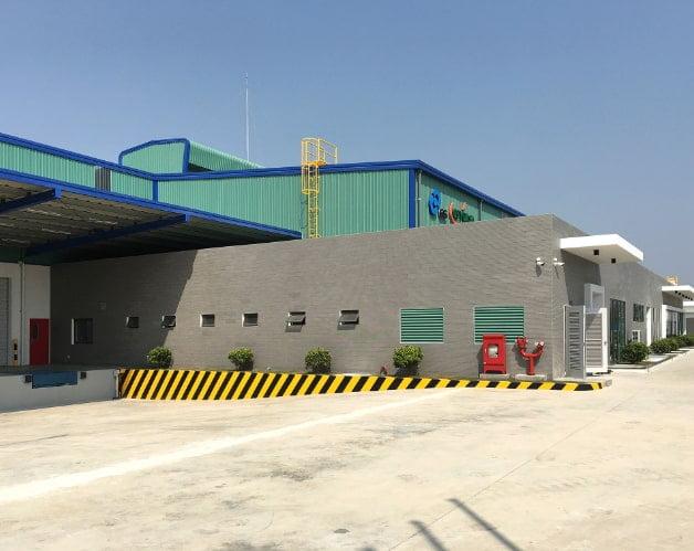Tổng thầu xây dựng nhà máy GS Viet Nam