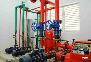 Hệ thống PCCC trong công trình công nghiệp