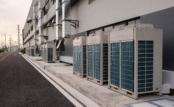 Hệ thống HVAC công nghiệp