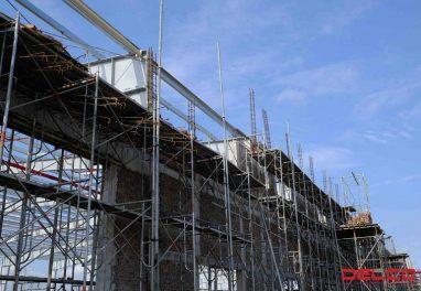 Bão giá thép và nguyên vật liệu xây dựng khiến nhà thầu lao đao