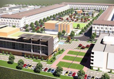 Xây dựng nhà máy tại Hưng Yên