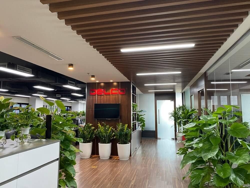 Một vòng tham quan văn phòng mới của DELCO