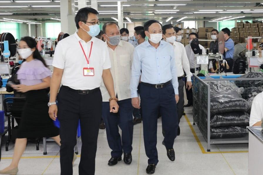 Doanh nghiệp FDI đánh giá cao những nỗ lực của Chính phủ Việt Nam trong cải thiện môi trường đầu tư