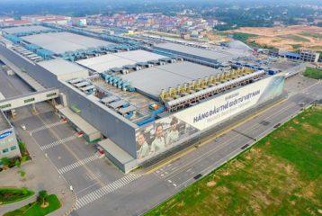 Samsung Việt Nam đang tiếp tục xây dựng trung tâm R&D quy mô hơn 220 triệu USD tại Hà Nội